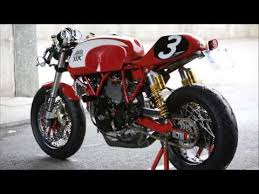 ducati cafe racer youtube