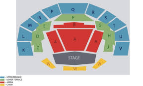 Waterfront Concerts Seating Chart 36 Rigorous Waterfront Hall Belfast Seating Plan