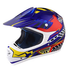 YescomUSA: DOT Youth Motocross Helmet <b>Full Face Goggles</b> ...