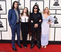 gene simmons daughter 2014. taylor swift and sexy selena gomez lead arrivals at grammy awards. shannon tweedgene simmonstaylor gene simmons daughter 2014 g