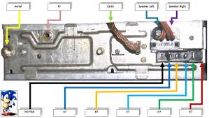 ford laser stereo wiring diagram ford image wiring digital esrt 32 ps radio connections the ford capri laser page on ford laser stereo wiring