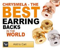 best locking back earrings in the world
