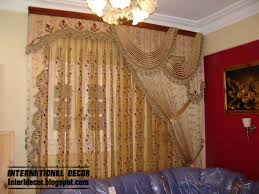 Luxury Drapes Luxury Drapes Curtain Design Bright Style For