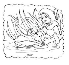 Moses Coloring Pages To Print Out Jokingartcom Moses Coloring Pages