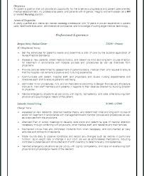 Objective In Resume Sample Amazing Career Objectives On Resume Penzapoisk
