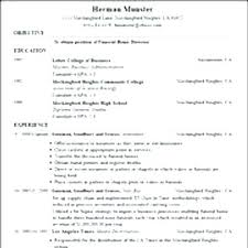 Resume Online Free Best best resume maker online free stepabout free resume