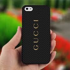 gucci 5s. gucci golden logo custom - design for iphone 5 black case gucci 5s