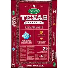 vigoro red mulch. Brilliant Mulch Get Quotations  Scotts Texas Select Sierra Red Mulch 2 Cu Ft With Vigoro Mulch H
