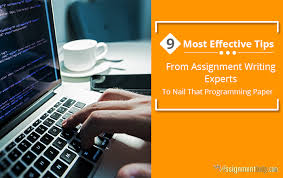 9 most effective tips from assignment writing experts to nail that