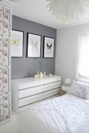 ikea bed furniture. malm drawer update grey stripe to match accent wall color or a shade lighter ikea bedroom bed furniture