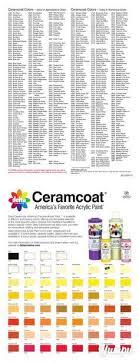 For The Complete Online Ceramcoat Color Chart Delta