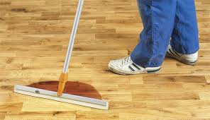 how to treat an unfinished hardwood floor oil