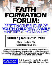 flyers forum faith formation forum resetting the future of youth childrens