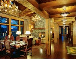 home lighting tips. Log Home Lighting Interior Tips G