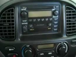2002 toyota sequoia dvd navi stereo install 2002 toyota sequoia dvd navi stereo install