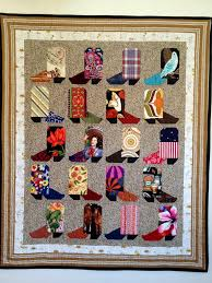 cowboy boot quilt pattern and tutorial...would love to do 4 blocks ... & cowboy boot quilt pattern and tutorial...would love to do 4 blocks like Adamdwight.com
