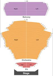 San Jose Center For Performing Arts Seating Chart San Jose
