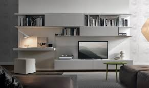 Small Picture Living Room Wall Unit System Designs