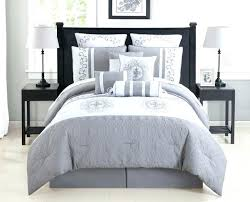 white comforter with trim sets gray and bedding grey teal how to get