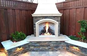 outdoor fireplace with tv perfect design easy fireplaces gas above pavilion enclosed porches