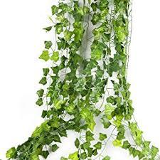 BaikoubaoweiLr 12 Pieces Artificial Ivy Leaf Plants ... - Amazon.com