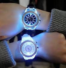 Top 8 Most Popular Led Glow Watch Ideas And Get Free