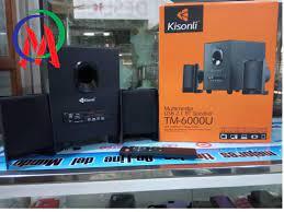 HCM][ÂM THANH SIÊU HAY] Loa vi tính 2.1 Kisonli TM-6000U tích hợp Bluetooth  Usb thẻ nhớ