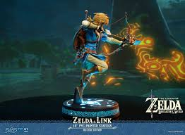 Such a change to an established franchise and character would not mull over with a significant portion of the fanbase. The Legend Of Zelda Breath Of The Wild Zelda Link Master Edition