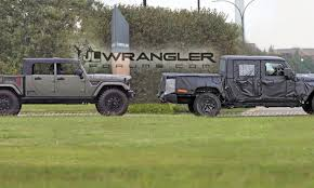2018 jeep truck.  jeep first 2019 jeep scrambler pickup jt wrangler video inside 2018 jeep truck
