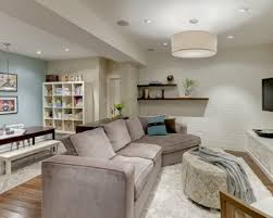 Basement Family Room Design Ideas Youtube Throughout Basement