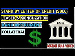 Standby Letter Of Credit (SBLC) | Monetization | Collateral | Leased |  Explained in Hindi/Urdu - YouTube