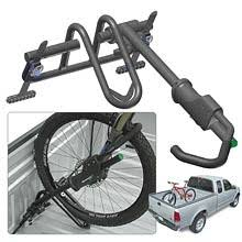Sportworks Insta-Gator Pickup Truck Bed Bike Rack Review ...