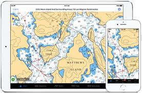 Chs Digital Charts Fugawi Chs Rm Cen05 Lake Huron North Channel