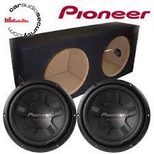 pioneer 12 inch sub. image is loading pioneer-ts-w311d4-x-2-12-034-inch- pioneer 12 inch sub o