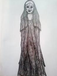 ghost drawing. uploaded 1 year ago ghost drawing