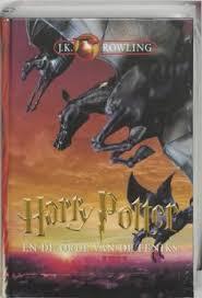 harry potter en de orde van de feniks dutch cover for harry potter and the order of the phoenix