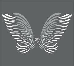 angel wing wall art angel wings wall decor for