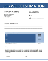 construction estimate sample 100 estimate template for mac construction estimate