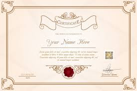 Certificates Printable Printable Certificates Template For Students Schools And