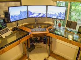 office workspace diy motorized standing desk diy standing desk idea