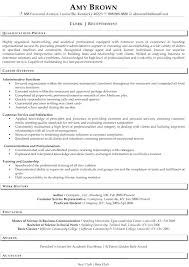 Bookkeeping Resume Samples Bookkeeper Resume Sample Administrative ...