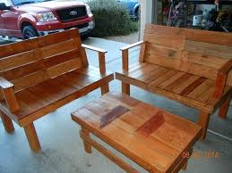 wooden patio set fabulous wood furniture plans pallet recycled things wooden patio set