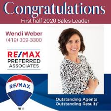 Wendi Weber REMAX Preferred Associates, 1911 Indian Wood Cir Ste B, Maumee,  OH (2020)