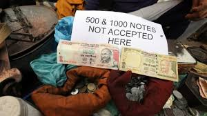 Image result for india demonetization