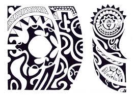 тритатушки архив блога эскизы тату полинезия