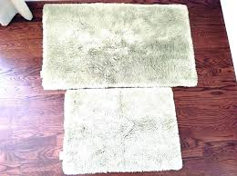 plush bath rugs ultra bathroom 2 light green restoration rug black thick and papyrus beige check
