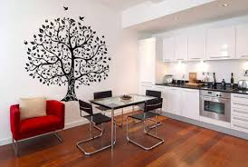 Small Picture Modern Home Decorating with Wall Stickers Decals and Vinyl Art Ideas