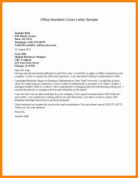 Office Administrator Cover Letter Sample Gotta Yotti Co Australia