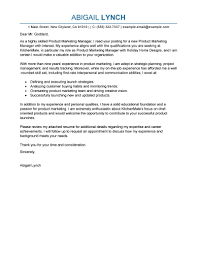 Best Product Marketer Cover Letter Examples Livecareer