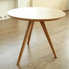 round oak coffee table dia mission solid oak coffee table